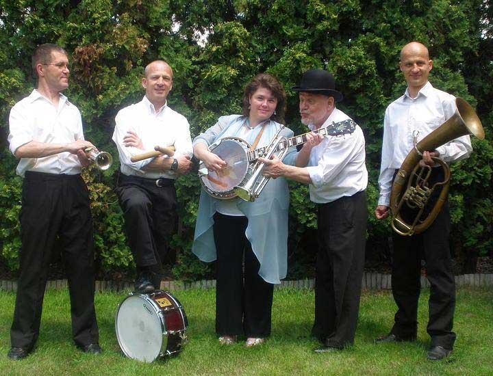Budapest Marching Jazz Band